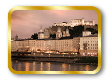Made in Salzburg - the birthplace of Mozart