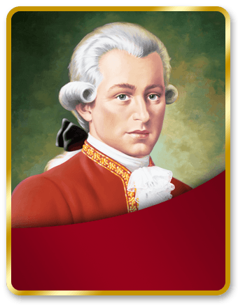 Mozart's biography